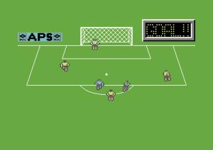 Dos jugadores quedan enganchados al tirar el offside.