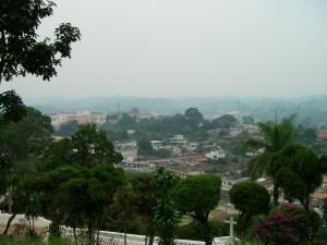 La ciudad de Cobán