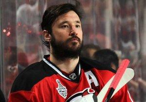 Zurdito (no por soviético, sino por destreza) que juega en el New Jersey Devils y la estrella más importante de Rusia. Fue tapa del videojuego NHL 10 y tiene 8 goles y 5 asistencias en el campeonato. Un lujo, también.