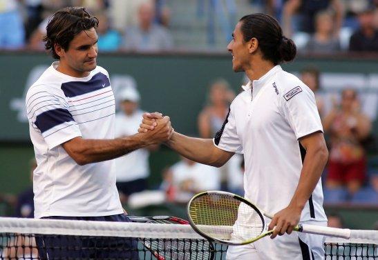 Roger+Federer+Guillermo+Canas+Pacific+Life+O8aDA6xWZlxx
