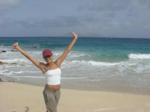 Lugar de vacación para miles de portugueses garcas, Cabo Verde busca su lugar en el mundo del fútbol.
