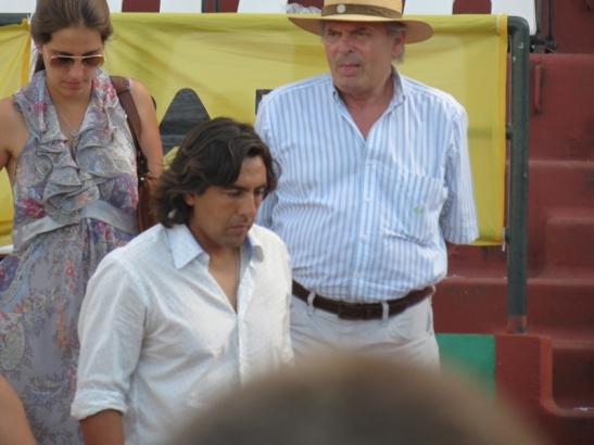 Ariel Tapia: te queremos ver el año que viene en la final, jugador del pueblo.