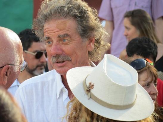 Dante Spinacci, un grande presente en Palermo