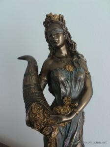 La diosa Fortuna en una de sus producciones más jugadas.