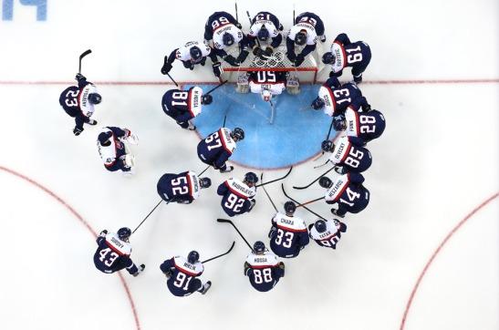 fractal slovaco sobre hielo