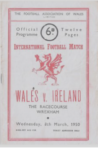 En aquel torneo y por última vez, una selección irlandesa estaría conformada por jugadores de ambas Irlandas