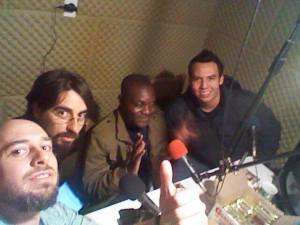 Malanda y Suarez en BSM radio!