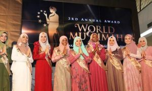 el Miss Universo Musulmana, increíble pero real!