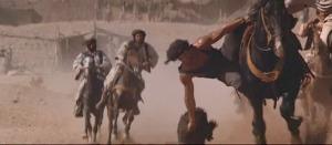 En Rambo III se jugó al buzkashi.
