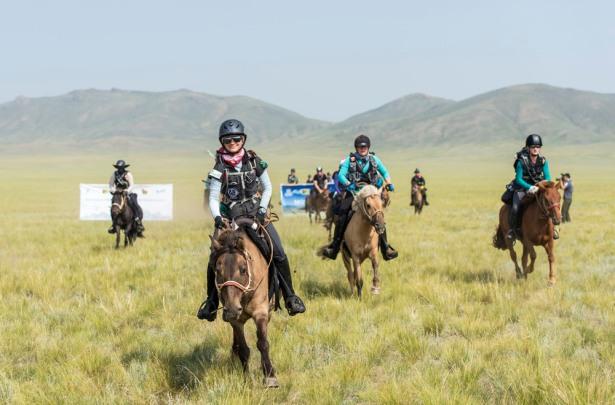 Mongol Derby 2013