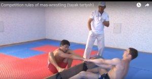 Acción en Mas Wrestling