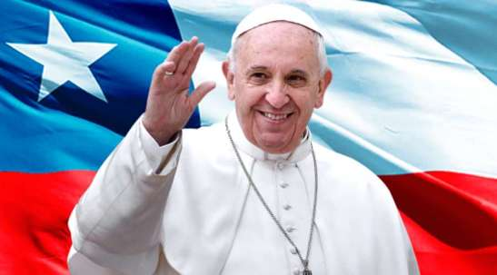 PapaFranciscoChile_IglesiaSantiago_140717