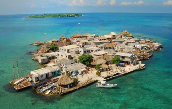 Santa-Cruz-del-Islote-isla-mas-densamente-poblada-mundo